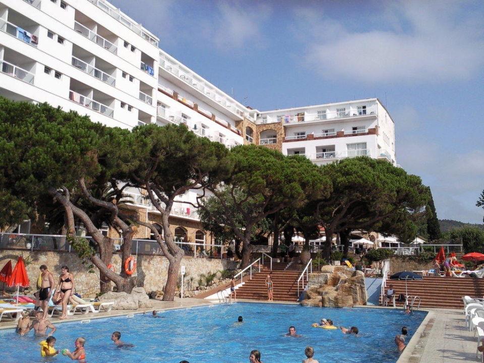 Hotel (Strandseite) H·TOP Caleta Palace