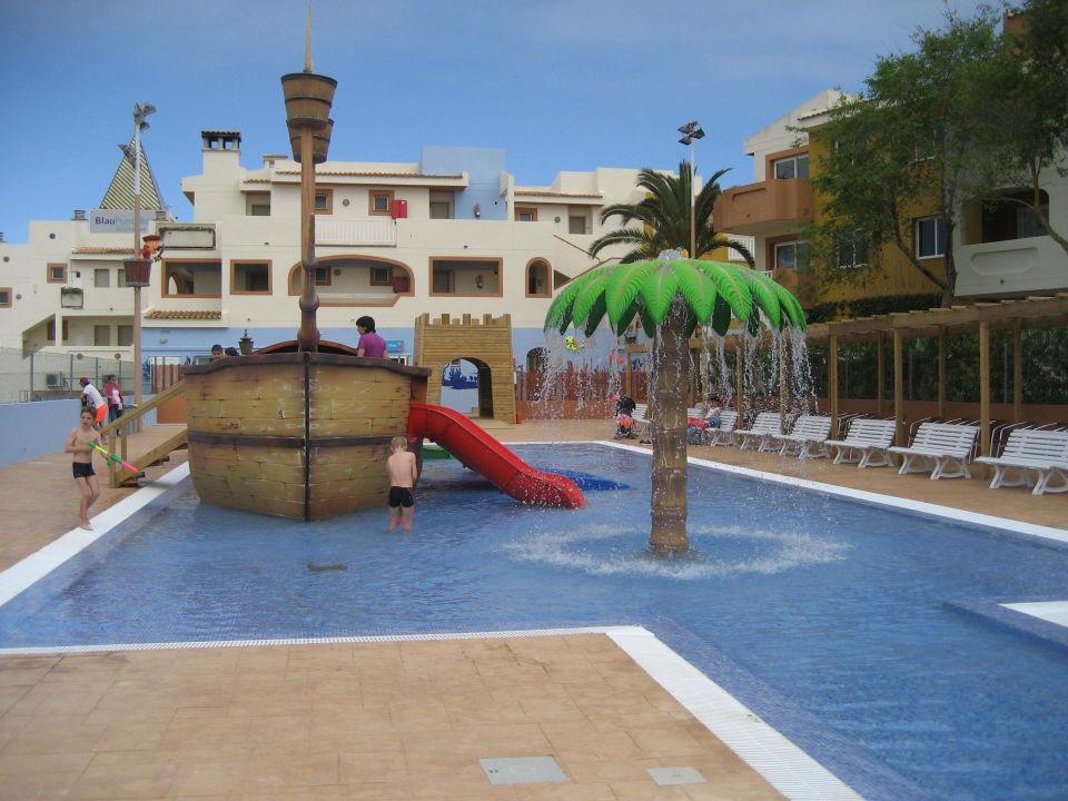 Piratenschiff Blau Punta Reina Resort Manacor Holidaycheck