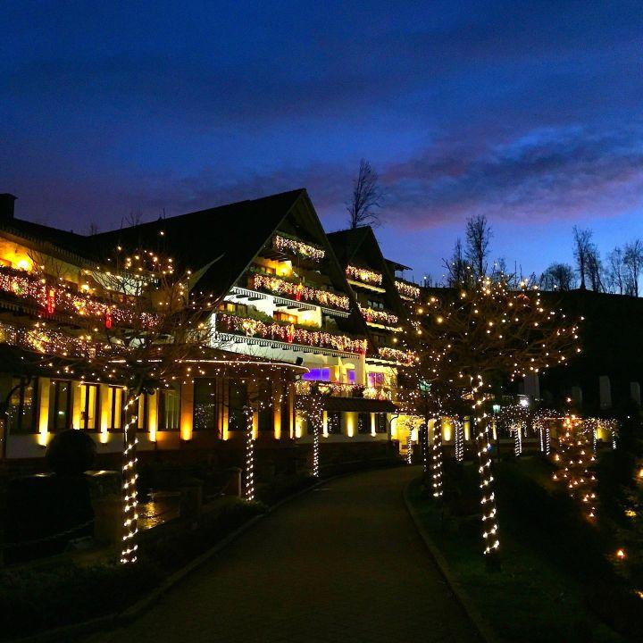 Weihnachten Auf Dem Dollenberg Hotel Dollenberg Bad Peterstal