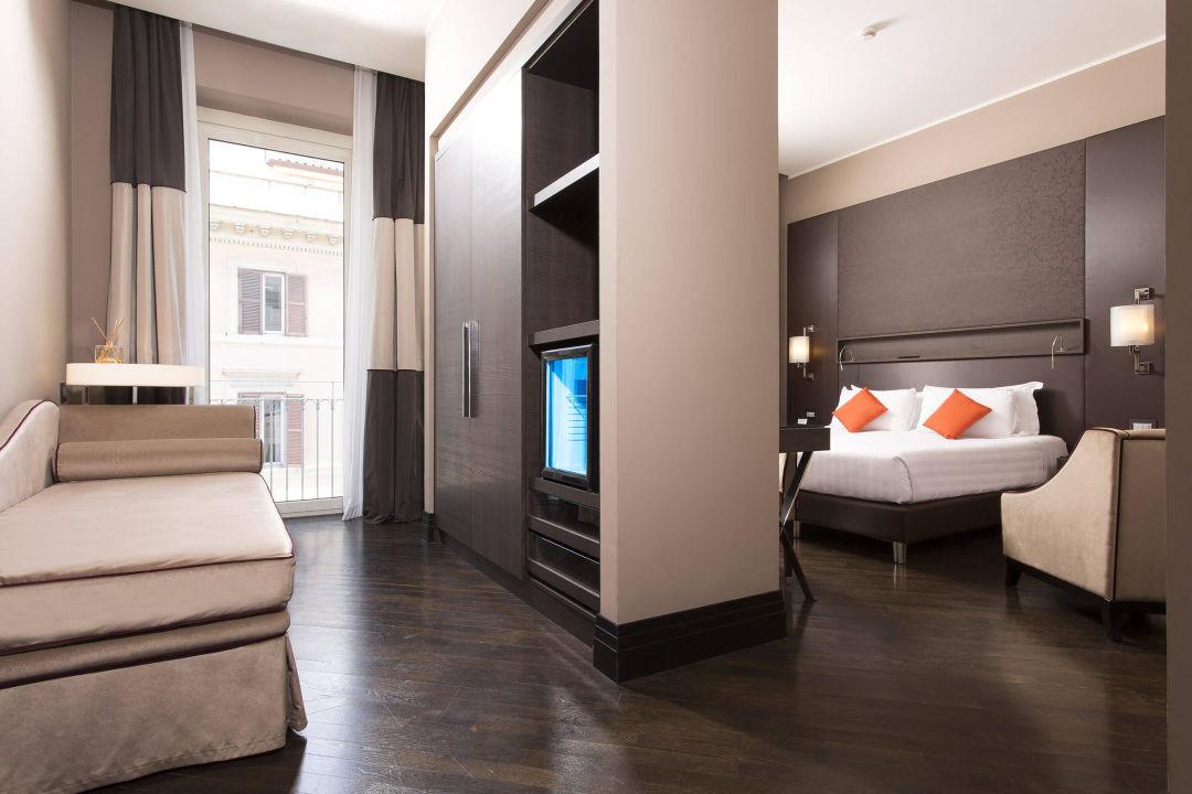 Junior Suite Rome Times Hotel