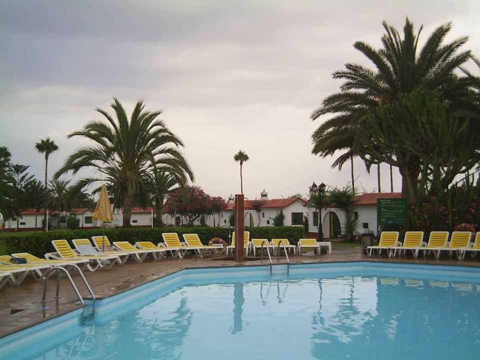 Pool in Hotelanlage Canary Garden Club