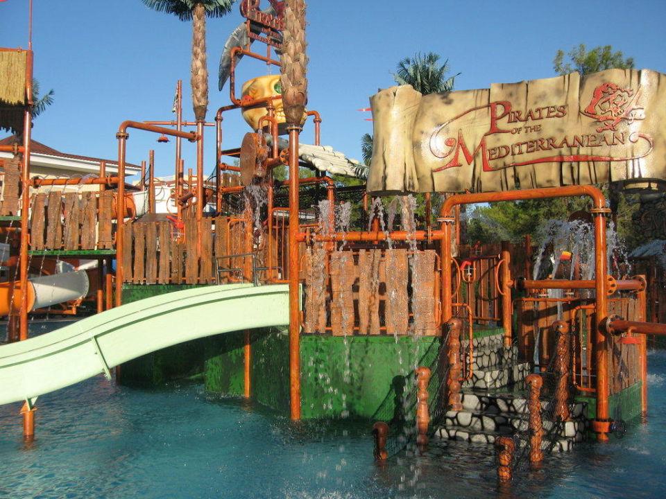 Piratenburg Pool für Kinder Hotel Güral Premier Tekirova