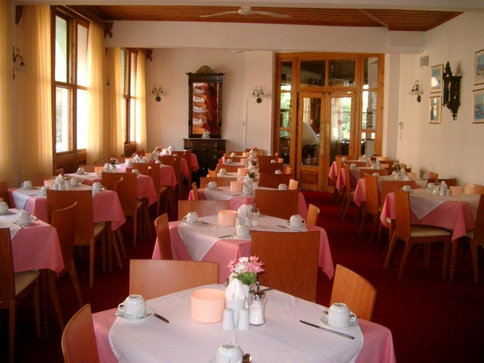 Frühstücksraum Hotel Venus