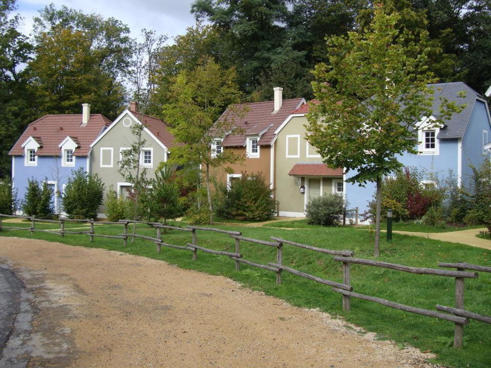 Cottage Zone 1 Center Parcs Le Lac d'Ailette