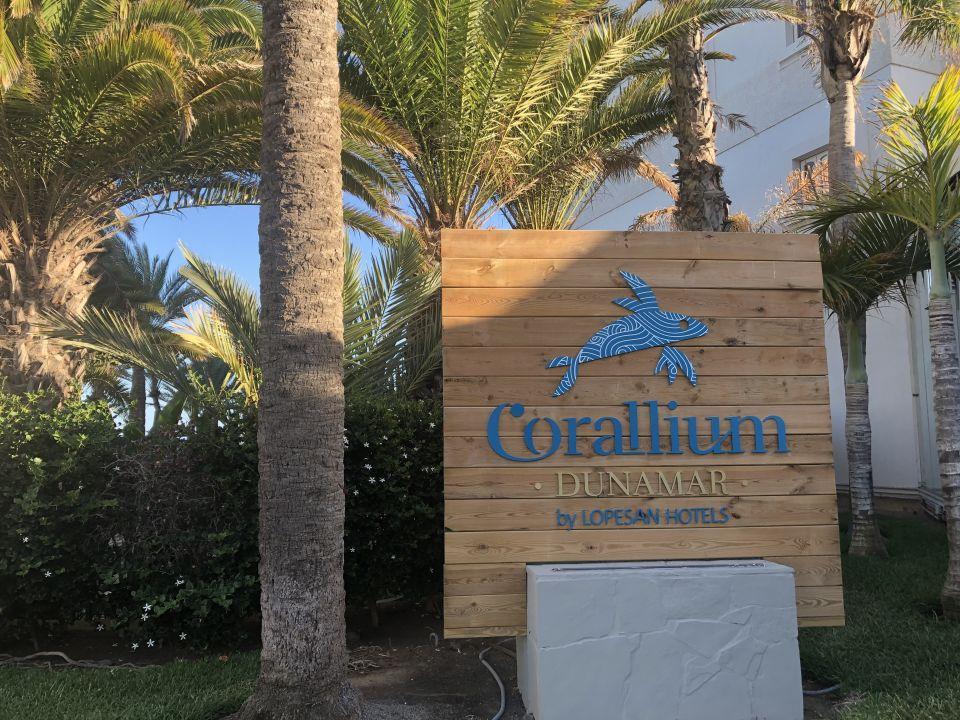Außenansicht Corallium Dunamar by Lopesan Hotels