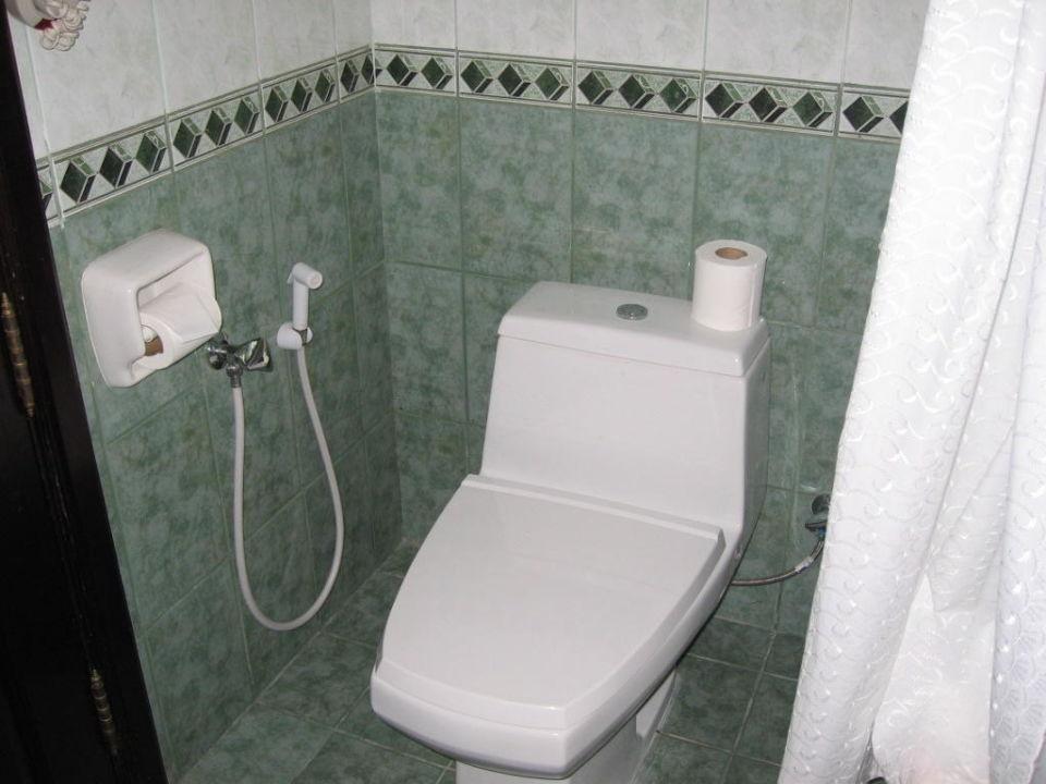 Toilette Arabian Courtyard Hotel & Spa