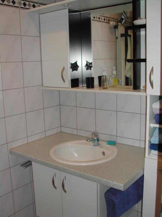 Badezimmer Haus Gartnerkofelblick