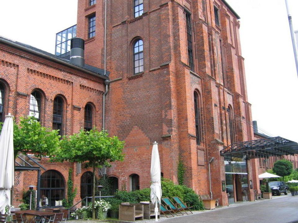Eingang zum Gastwerk Gastwerk Hamburg