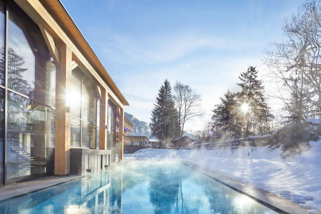 Pool Hotel Pustertalerhof