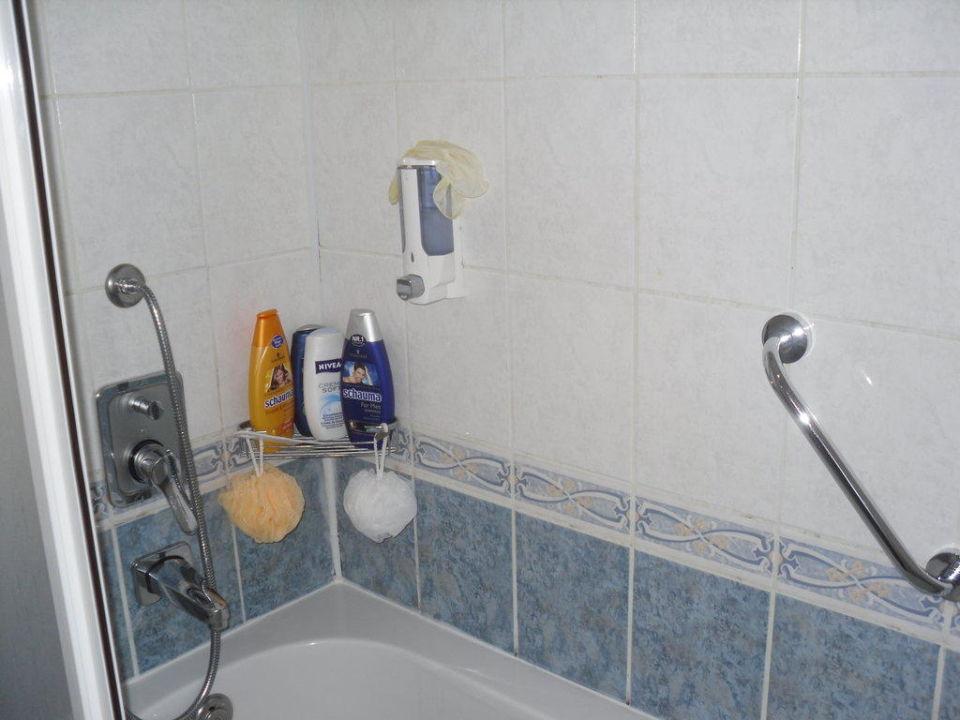 Badezimmer Hotel Grand Seker