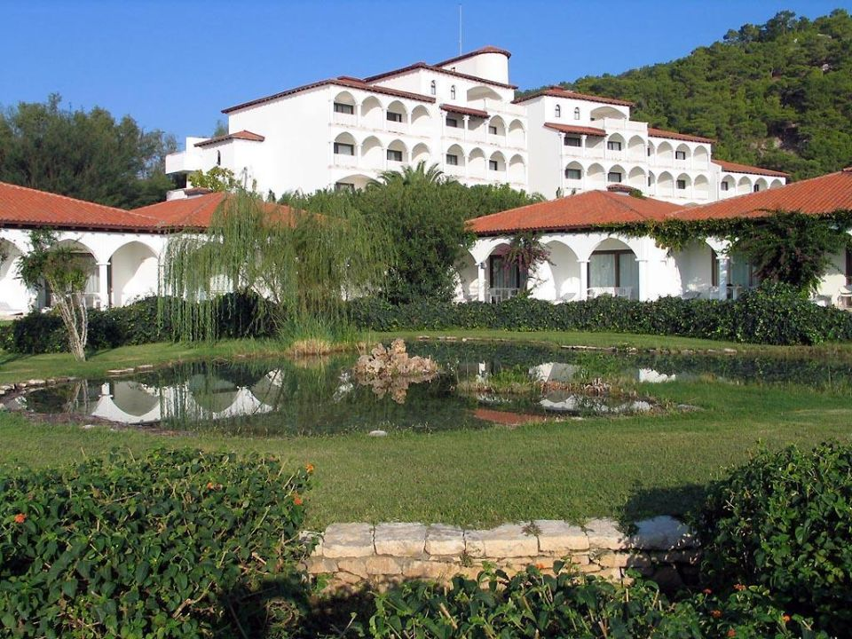 Bellavista-Gebäude Kiriş World Hotel by Voyage  (geschlossen)