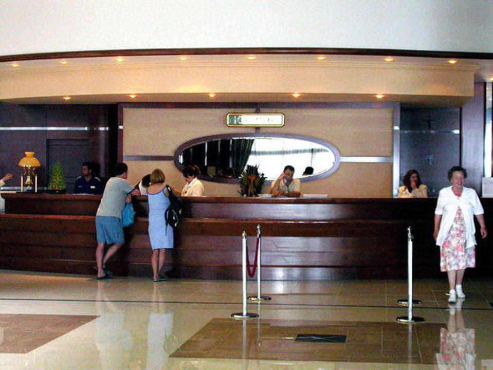 Rezeption Iberostar Kipriotis panorama Kipriotis Panorama Hotel & Suites