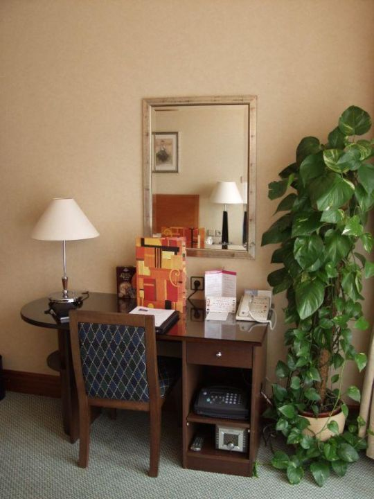 Radisson SAS Alcron, Royal Club Zimmer 603 Hotel Radisson Blu Alcron