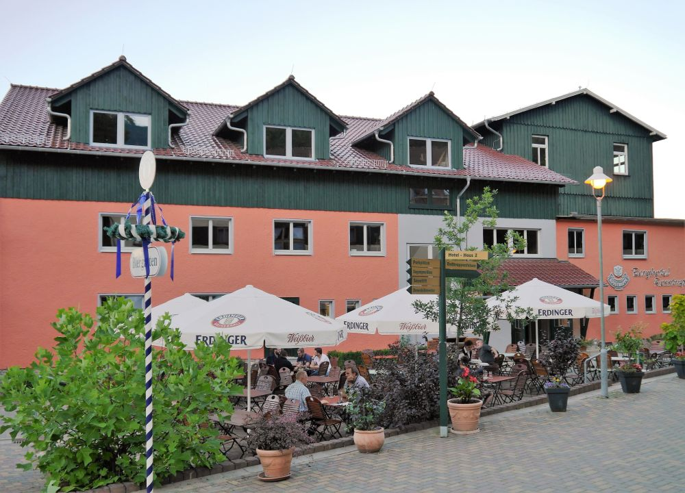 Haupthaus AKZENT Berghotel Rosstrappe