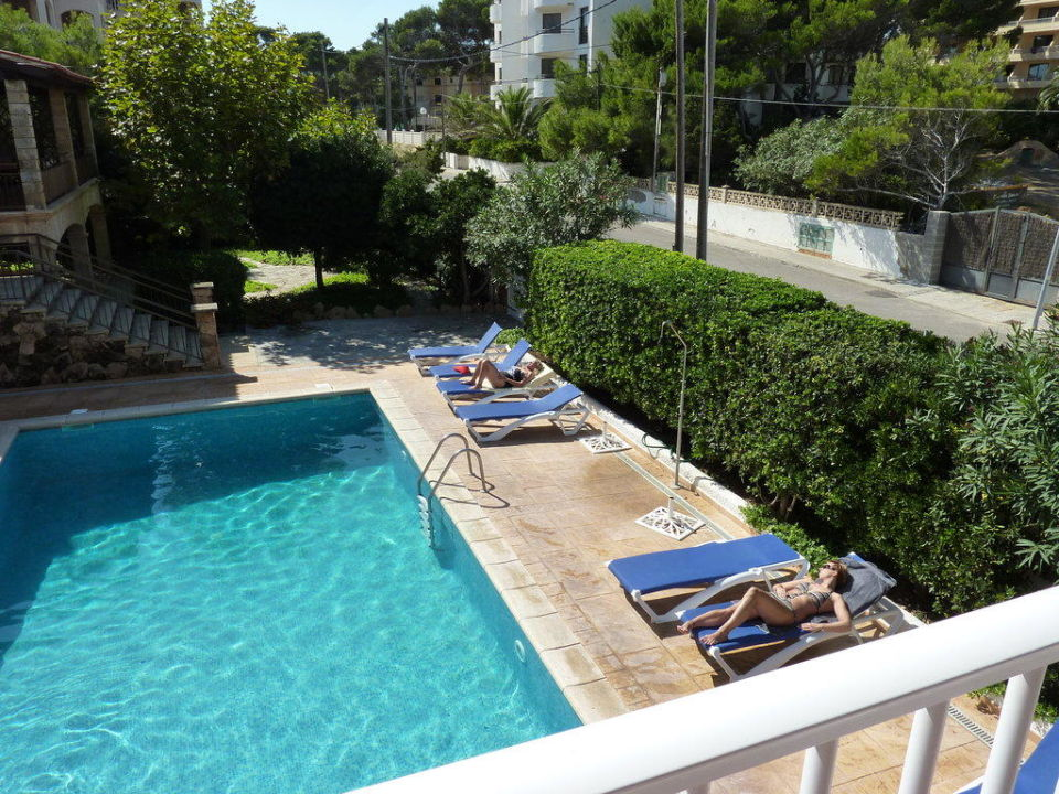 Pool Hotel Agulla Park