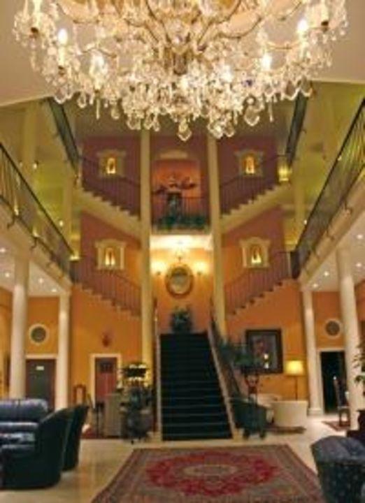 Hotelhalle Hotel Stenitzer