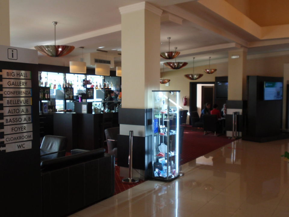 Lobby Parkhotel Congress Center Plzen/Pilsen
