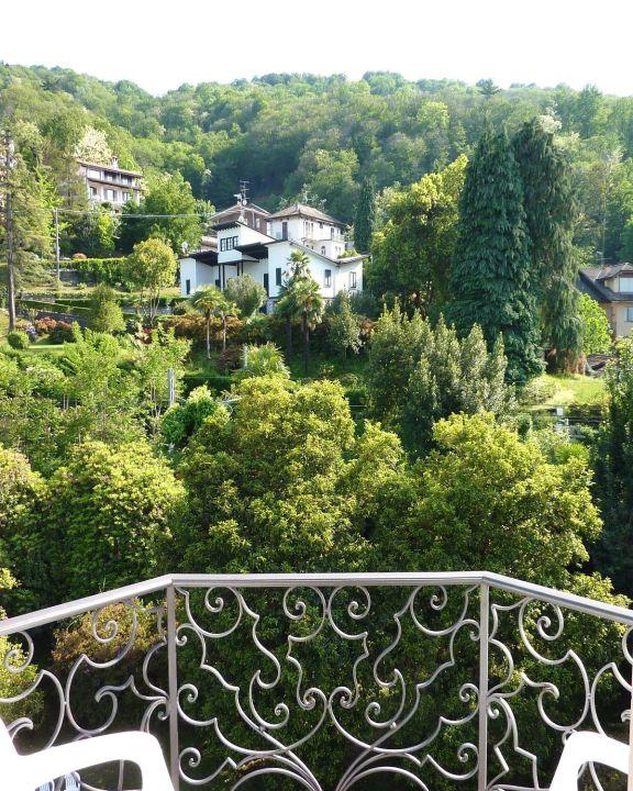 Vom Balkon Hotel Du Parc