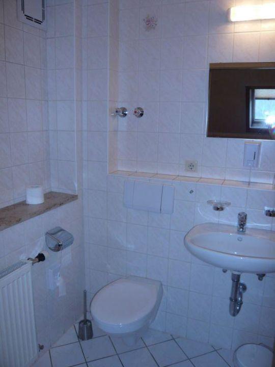 Bad/Toilette Hotel Zum Steinhof