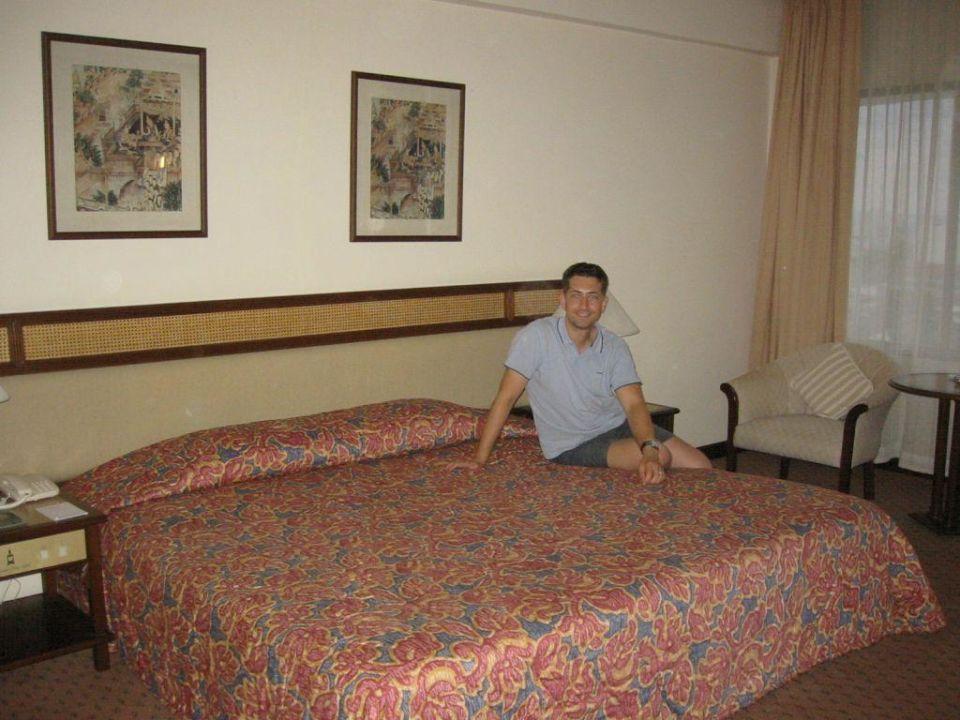 Superior-Zimmer im Chiang Mai Plaza Hotel Chiang Mai Plaza