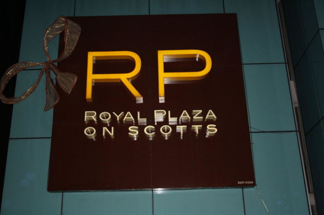 RP Hotel Royal Plaza on Scotts