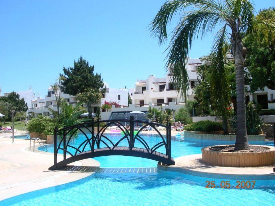 Relaks na basenie Hotel Balaia Golf Village