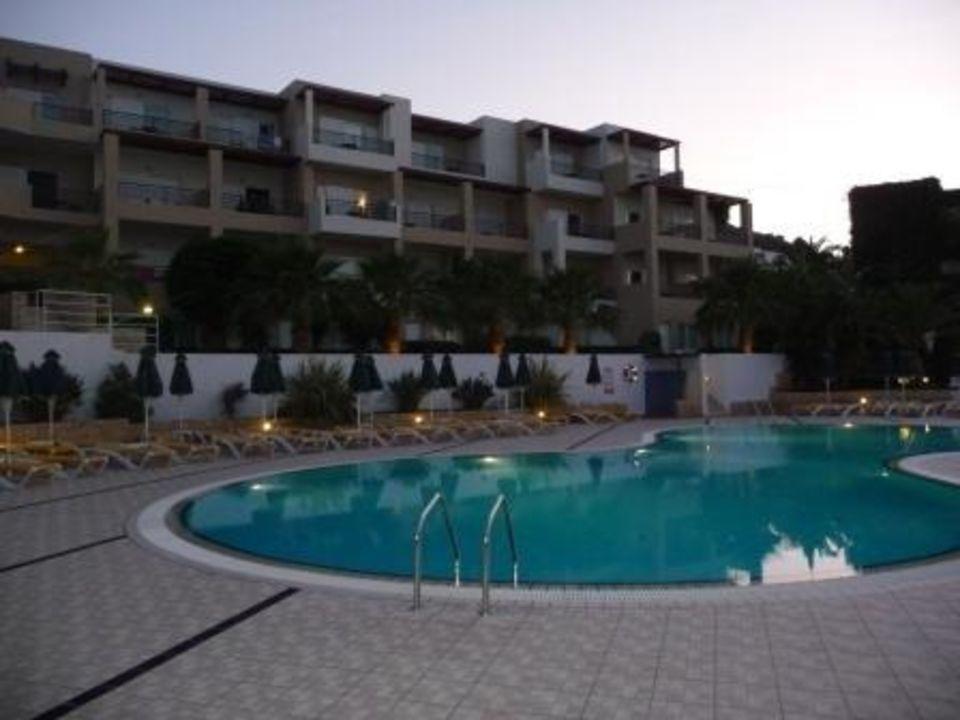 Der Ruhige Pool ab 16 Jahren Grand Hotel Holiday Resort