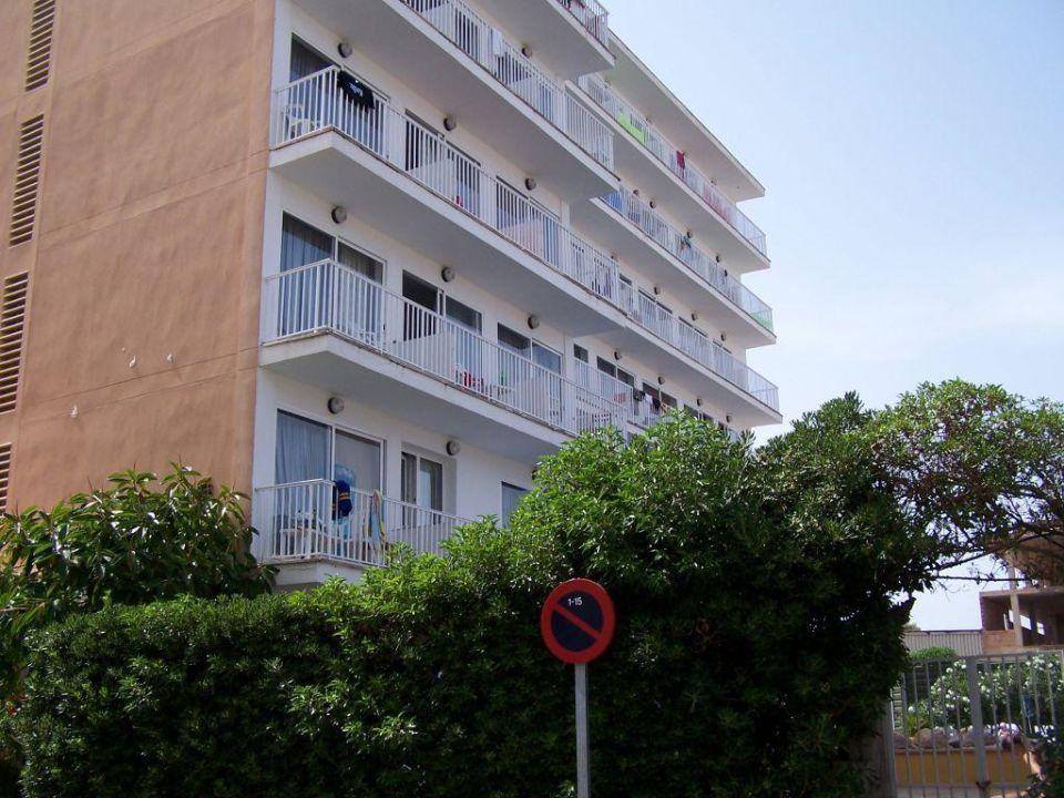 Aussenaufnahme Hotel Bella Mar Hotel Bellamar / Bella Mar
