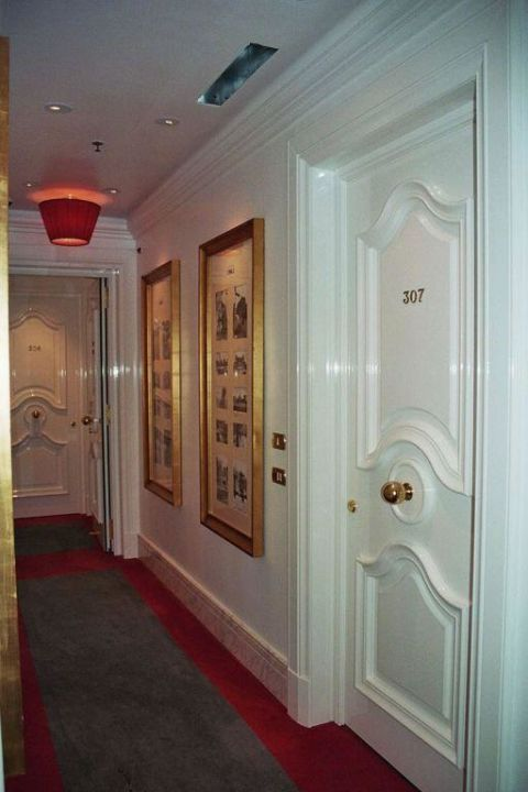 Flur Hotel Majestic