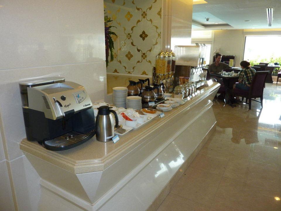 Frühstücksbuffet Hotel Centre Point Silom
