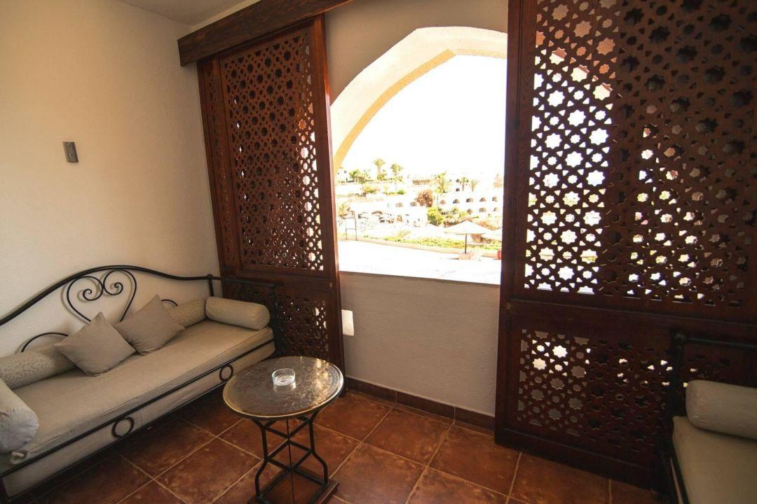 Terrace / balcony Domina Prestige Hotel & Resort