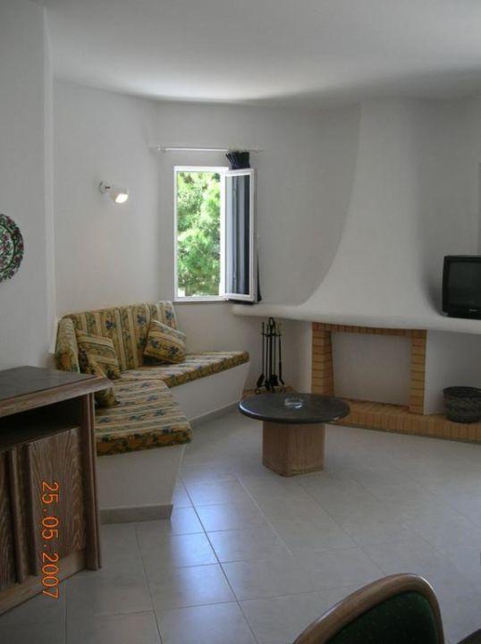 W salonie Hotel Balaia Golf Village