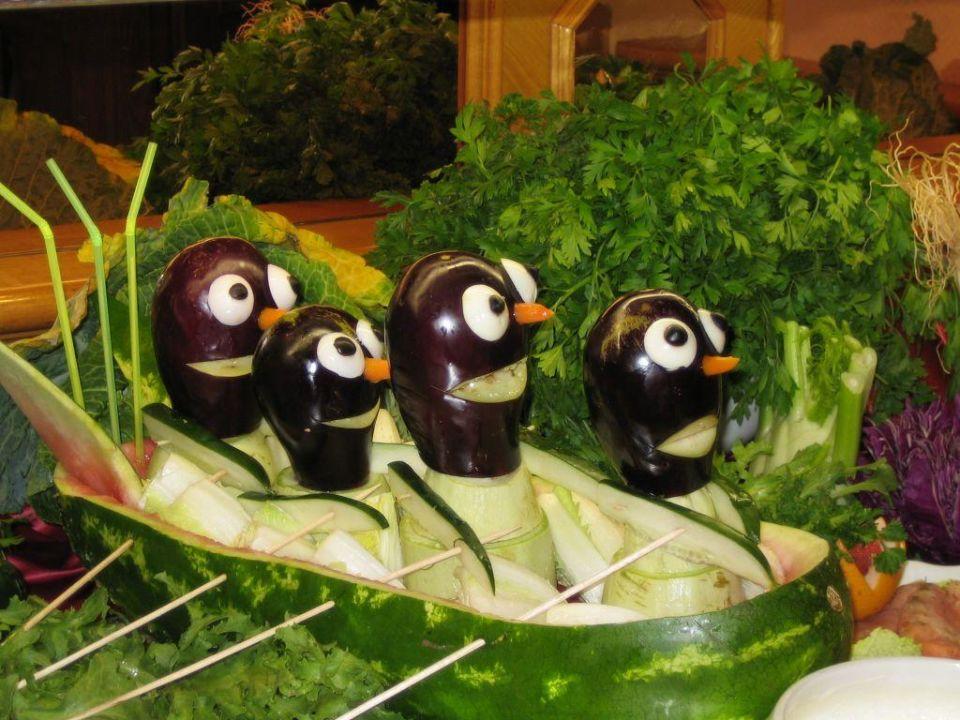 Dekoration buffet hotel riu festival platja de palma for Dekoration spanien