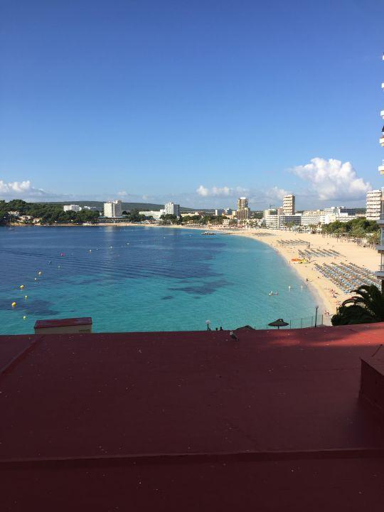 Ausblick Sunlight Bahia Principe Coral Playa