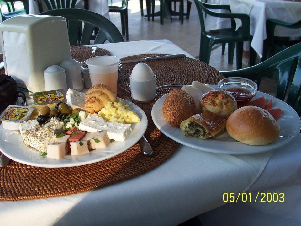 Restaurant Justiniano Club Park Conti