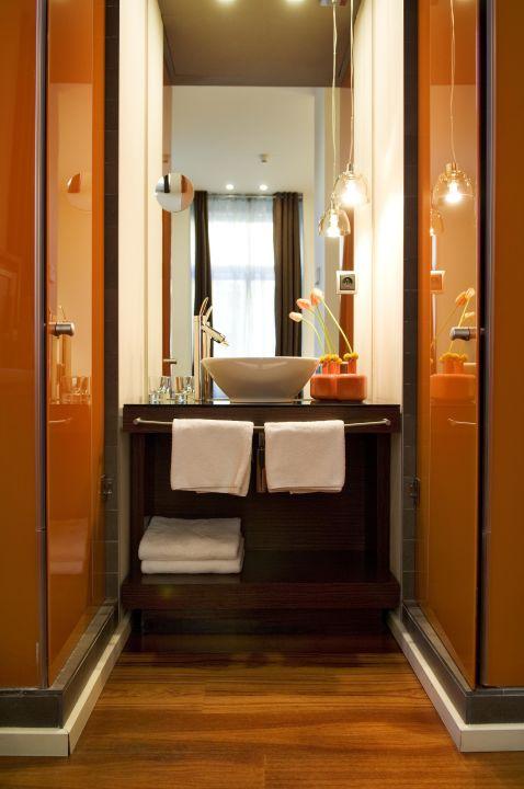 Bathroom 3 Hotel 987 Design Prague