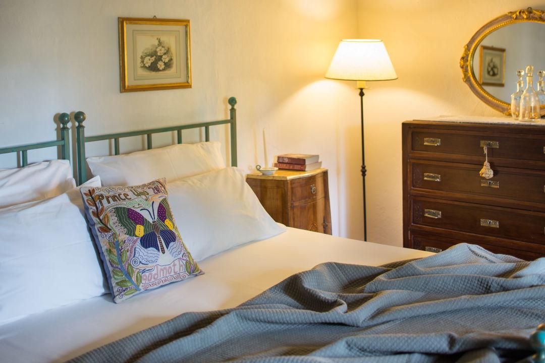 Zimmer Hotel Villa Vignamaggio