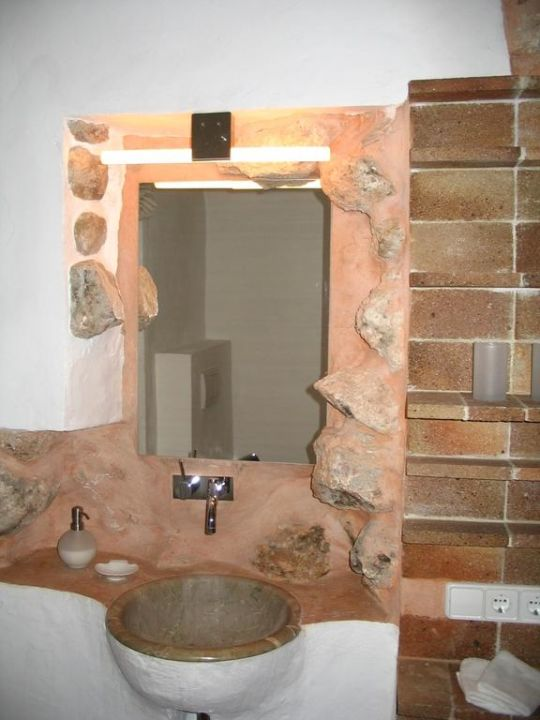 Sala Anfora Bad Refugio Son Pons