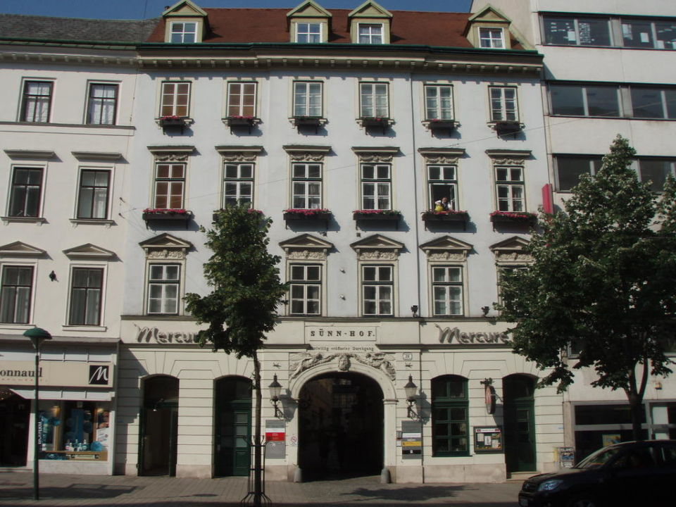Mercure Grand Hotel Wien