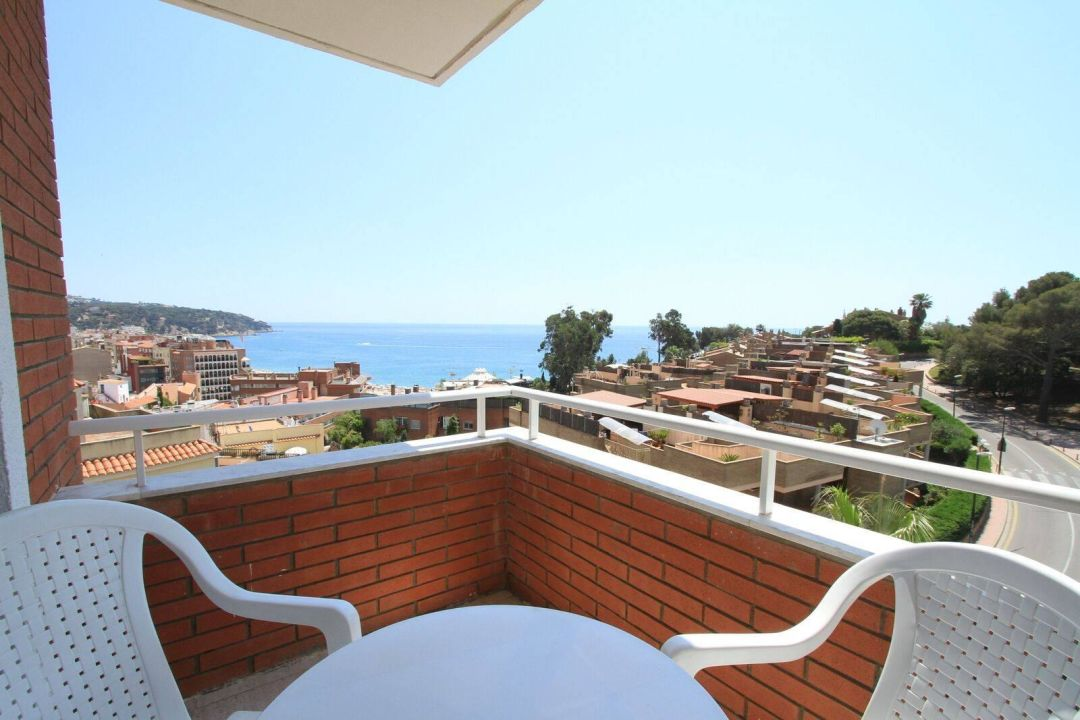 Room terrace Hotel Gran Garbi Mar
