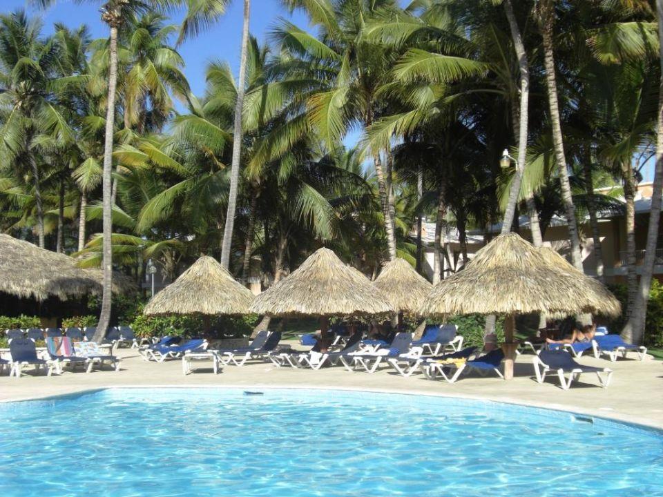 Pool Palace Hotel Grand Palladium Palace Resort, Spa & Casino