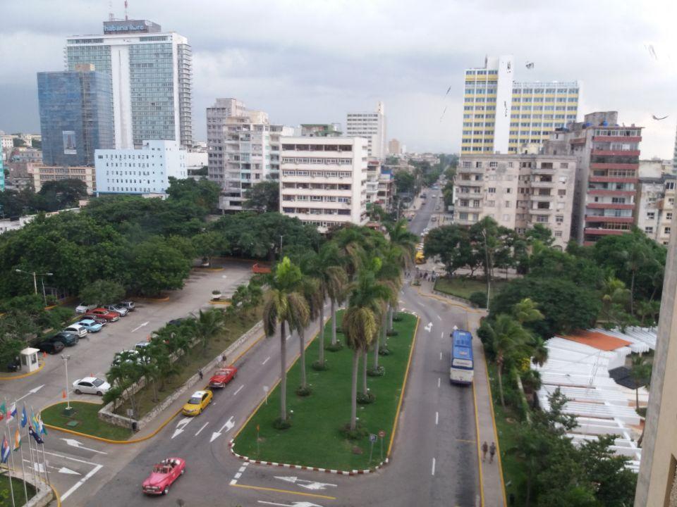 Ausblick Gran Caribe Nacional de Cuba