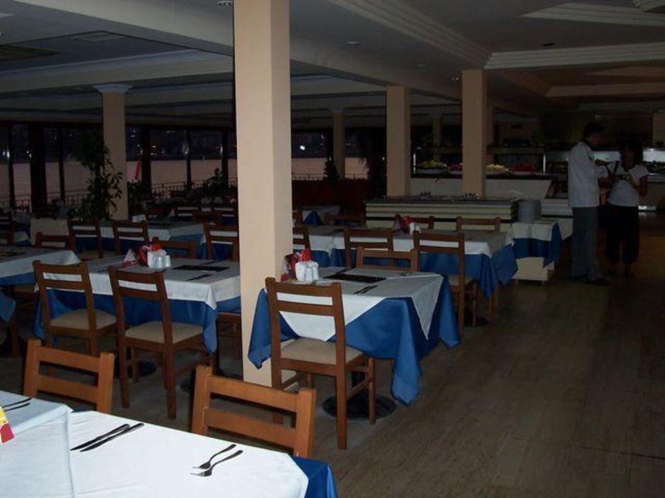 Teilansicht des Speiseraums Hotel Panorama