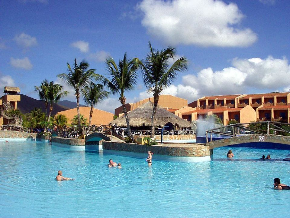 Hotel Pool Hotel Costa Caribe Beach