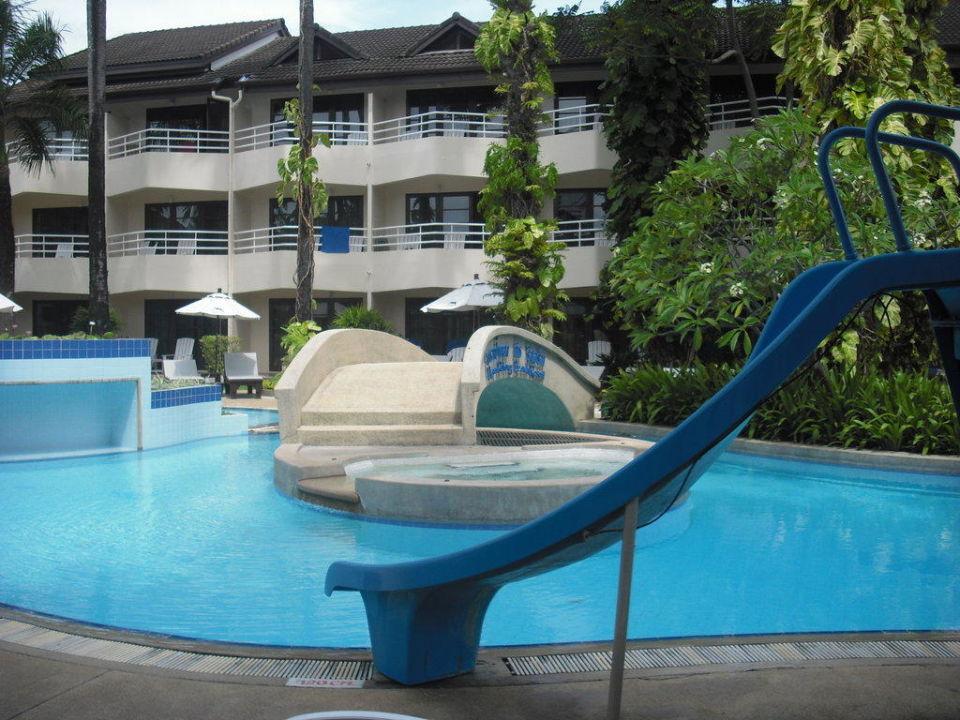Dolphin Pool Hotel Thara Patong Beach