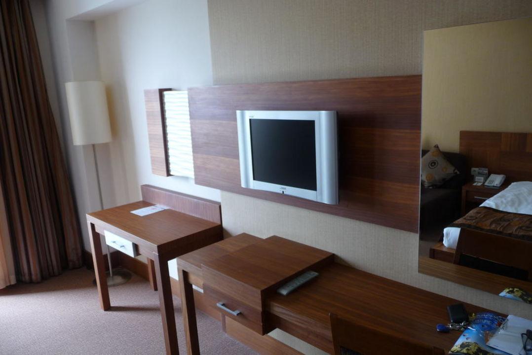 Hauptgebäude Teil B Zimmer 1378 Voyage Belek Golf & Spa