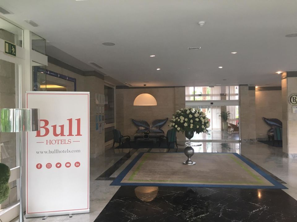 Lobby Bull Costa Canaria & Spa - Adults only
