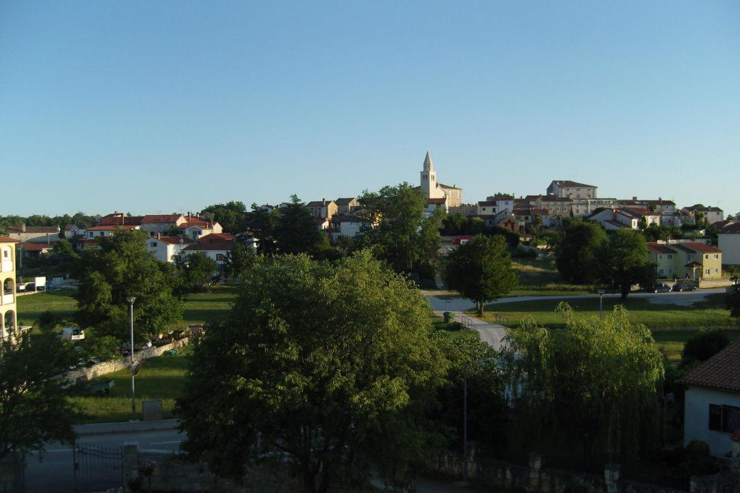 Das kleine Örtchen Funtana Villa Linet