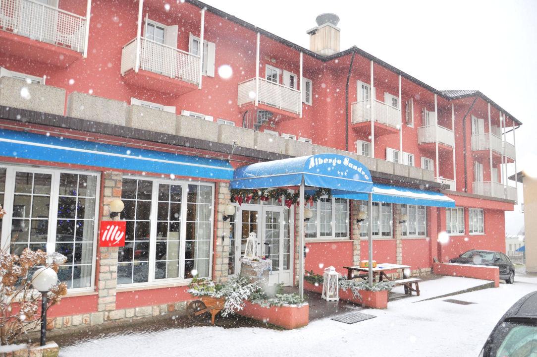 L'hotel d'inverno Hotel Sandro