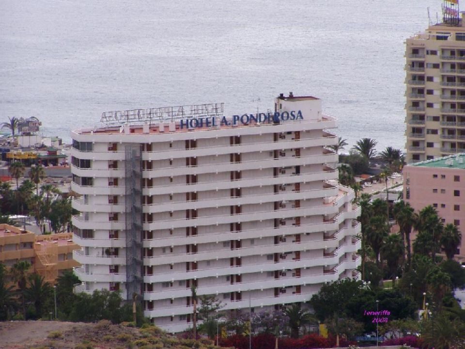Hotel Ponderosa Hotel Ponderosa